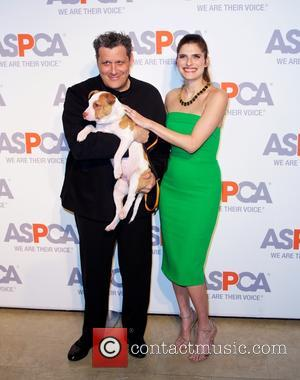 Isaac Mizrahi and Lake Bell