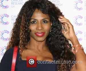Sinitta - Celebrities attend the Jog On To Cancer charity bash held at Kensington Roof Gardens at The Roof Gardens,...