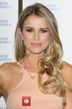 Vogue Williams - Celebrities attend the Jog On To Cancer charity bash held at Kensington Roof Gardens at The Roof...