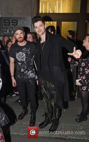 Danny O'Donoghue - Celebrity guests depart the Jog On To Cancer charity bash held at Kensington Roof Gardens - London,...