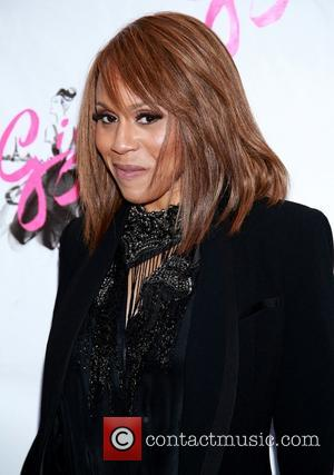 Deborah Cox - Shots of a host of stars as they arrived for the opening night of Broadway musical Gigi...