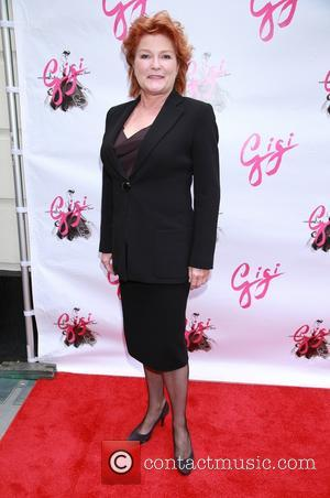 Kate Mulgrew - Shots of a host of stars as they arrived for the opening night of Broadway musical Gigi...