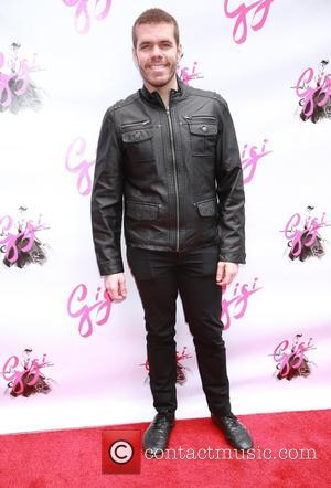 Perez Hilton - Shots of a host of stars as they arrived for the opening night of Broadway musical Gigi...