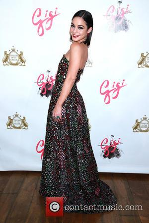 Vanessa Hudgens Wearing Alice and Olivia