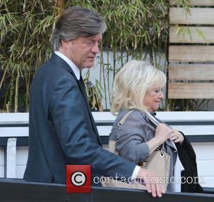 Richard Madeley and Judy Finnigan - Richard Madeley and Judy Finnigan outside the ITV Studios - London, United Kingdom -...