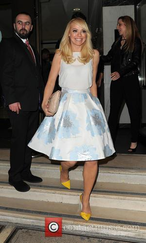 Liz McClarnon - Celebrities attend the Jog On To Cancer charity bash held at Kensington Roof Gardens - London, United...