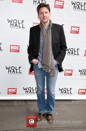 Andrew McCarthy - Opening day for Wolf Hall Part 1 and 2 at the Winter Garden Theatre - Arrivals. at...