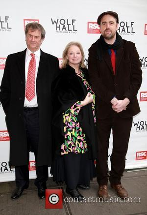 Hilary Mantel, Mike Poulton and Jeremy Herrin