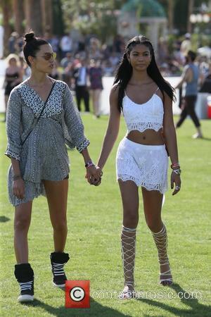 Zendaya Coleman - Zendaya Coleman at Coachella 2015 - Week 1 - Day 1 at Coachella - Los Angeles, California,...