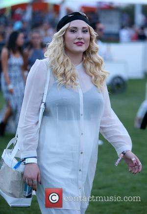 Hayley Hasselhoff - Hayley Hasselhoff at Coachella 2015 - Week 1 - Day 1 at Coachella - Los Angeles, California,...