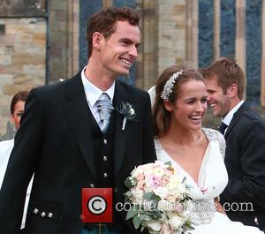 Andy Murray Gives Scotland A Royal Wedding As He Marries Girlfriend Kim Sears In Dunblane [Pictures]
