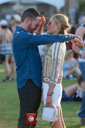 Kate Bosworth and Michael Polish - Kate Bosworth and Michael Polish seen attending Day two of week one - Indio,...
