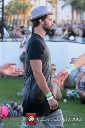 Patrick Schwarzenegger - Patrick Schwarzenegger seen attending Day 2 of week 1 - Indio, California, United States - Saturday 11th...