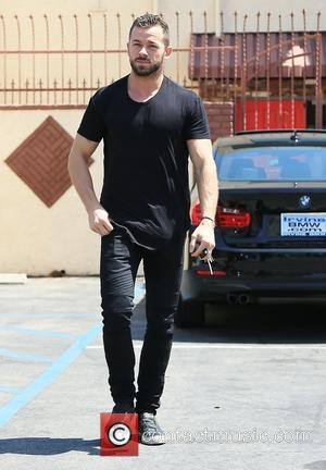 Artem Chigvintsev - Celebrities outside the 'Dancing With The Stars' rehearsal studios at Dancing With The Stars rehearsal studio -...