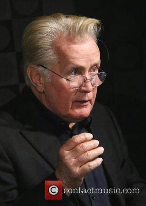 Martin Sheen - Kat Kramer's 'Films That Change The World' held at the Canon USA, Inc. Screening Room at Canon...