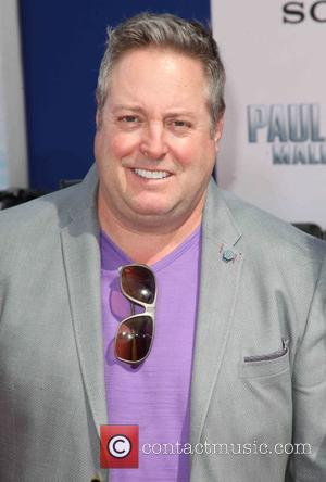 Gary Valentine - New York premiere of 'Paul Blart: Mall Cop 2' - Arrivals - New York, United States -...