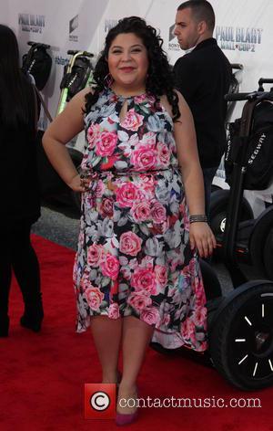 Raini Rodriguez - New York premiere of 'Paul Blart: Mall Cop 2' - Arrivals - New York, United States -...
