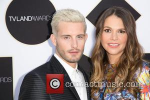 Nico Tortorella and Sutton Foster - 2015 TV LAND Awards at The Saban Theatre - Arrivals at The Saban Theatre...