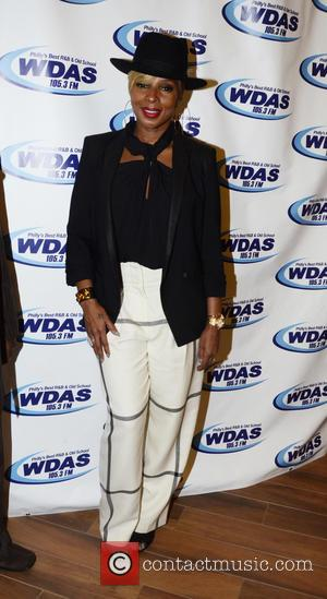 Mary J. Blige - WDAS and Gwynedd Mercy University Present: The First Annual Women Of Excellence Brunch - Philadelphia, Pennsylvania,...