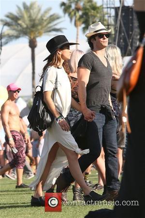 Coachella, Nikki Reed, Ian Somerhalder