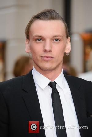 Jamie Campbell Bower - The Olivier Awards held at the Royal Opera House - Arrivals - London, United Kingdom -...