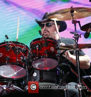 Jason Bonham - Sammy Hagar & The Circle perform live at the Las Vegas Events Center - Las Vegas, Nevada,...