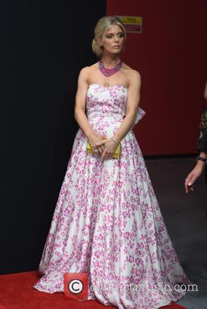 Emilia Fox - The Olivier Awards held at the Royal Opera House - Winners. - London, United Kingdom - Sunday...