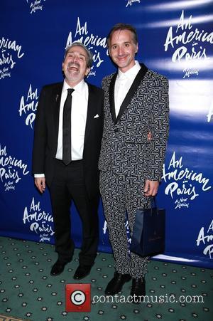 Craig Lucas and Frankie Krainz