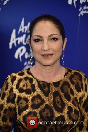 Gloria Estefan - Opening night for 'An American in Paris' at the Palace Theatre - Arrivals. at The Palace Theatre,...