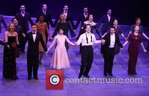Jill Paice, Max Von Essen, Leanne Cope, Robert Fairchild, Brandon Uranowitz, Veanne Cox and Cast