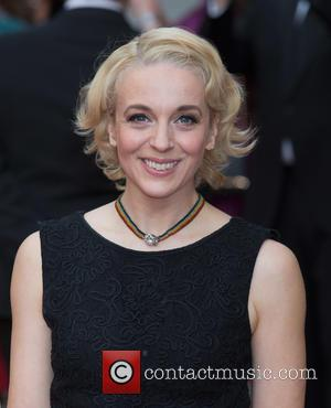 Amanda Abbington - The Olivier Awards held at the Royal Opera House - Arrivals at The Royal Opera House -...
