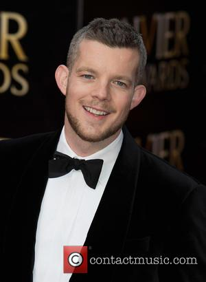 Russell Tovey - The Olivier Awards held at the Royal Opera House - Arrivals at The Royal Opera House -...