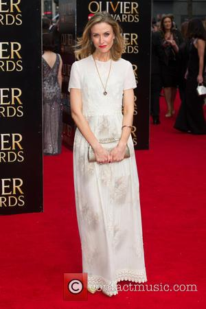Katherine Kelly - The Olivier Awards held at the Royal Opera House - Arrivals at Royal Opera House Covent Garden...