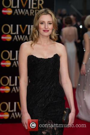 Laura Carmichael - The Olivier Awards held at the Royal Opera House - Arrivals at Royal Opera House Covent Garden...