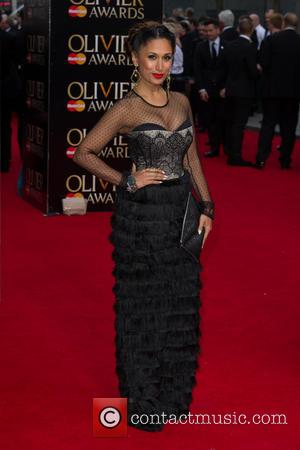 Preeya Kalidas - The Olivier Awards held at the Royal Opera House - Arrivals at Royal Opera House Covent Garden...