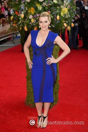 Kate Winslet - A Little Chaos - UK film premiere held at the Odeon Kensington - Arrivals. - London, United...