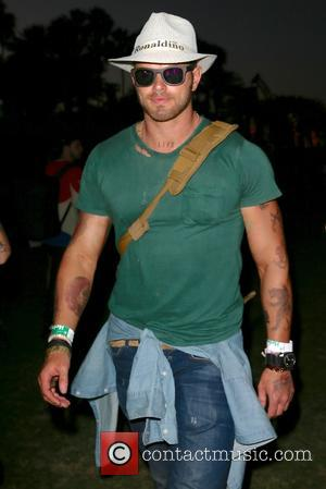 Kellan Lutz - Shots from the third day of the festival Coachella 2015 which has been attended by a variety...