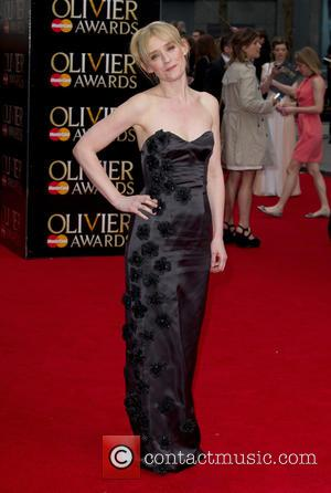 Anne-Marie Duff - A host of celebrities were photographed as they arrived to the 2015 Olivier Awards which were held...