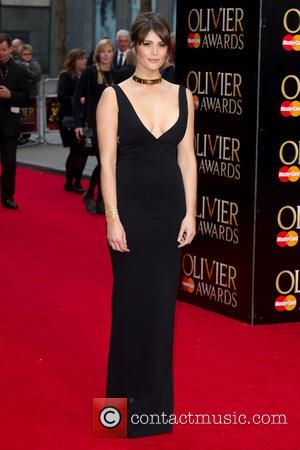 Gemma Arterton - A host of celebrities were photographed as they arrived to the 2015 Olivier Awards which were held...