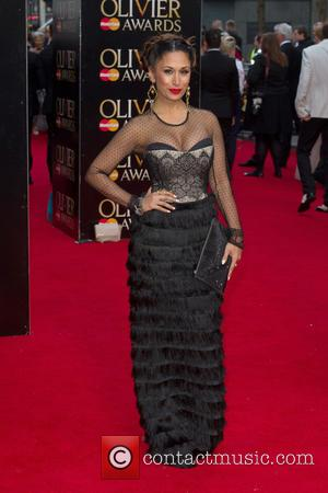Preeya Kalidas - A host of celebrities were photographed as they arrived to the 2015 Olivier Awards which were held...