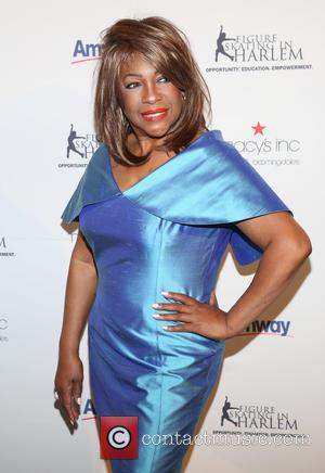 Mary Wilson - The 10th Annual Skating with the Stars Gala - Arrivals - New York City, United States -...