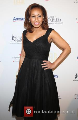 Tamara Tunie - The 10th Annual Skating with the Stars Gala - Arrivals - New York City, United States -...