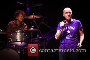 Sinead O'connor and Carl Papenfus