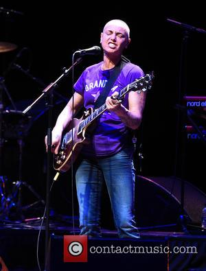 Sinead O'connor Settles Tax Debt In Ireland