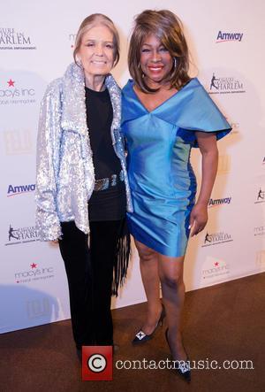 Gloria Steinem and Mary Wilson