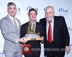 Preston Whiteway, Nathan Lane and Brian Dennehy