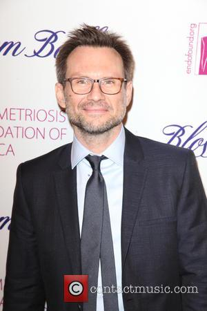 Christian Slater Reconciles With Mentally Ill Father