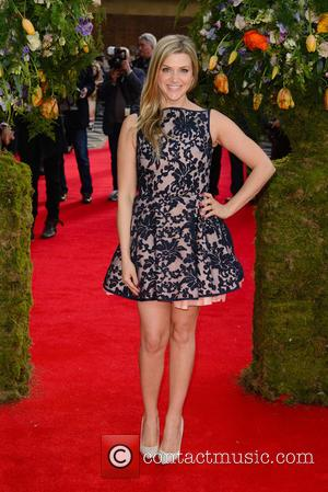 Anna Williamson - A variety of celebrities were photographed as they attended the UK premiere of 'A Little Chaos' which...