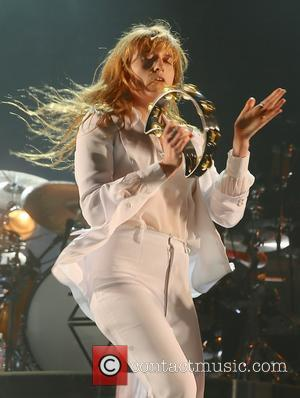 Florence Welch, Florence and the Machine - Coachella 2015 - Week 1 - Day 3 - Performances at Coachella -...