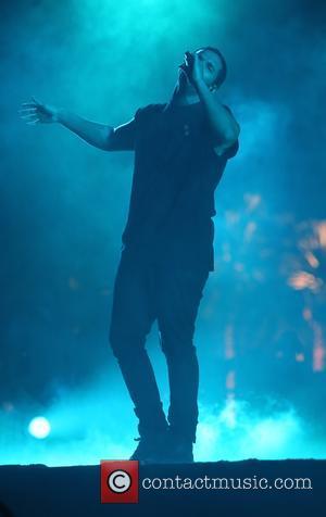Drake - Coachella 2015 - Week 1 - Day 3 - Performances at Coachella - Indio, California, United States -...